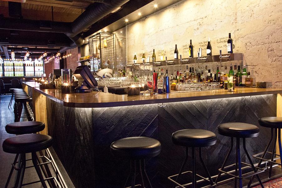 Killjoy cocktail bar and nightclub in Yaletown for Western Living Magazine
